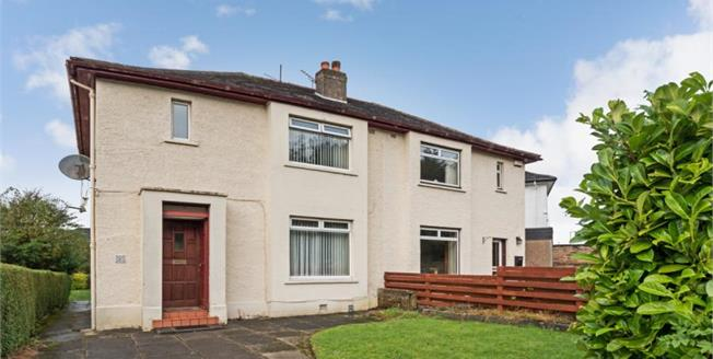 Offers Over £170,000, 3 Bedroom Semi Detached House For Sale in Paisley, PA1