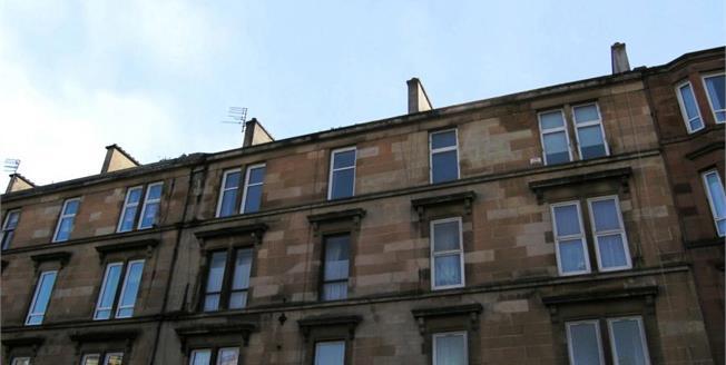 Offers Over £79,995, 3 Bedroom Upper Floor Flat For Sale in Glasgow, G42