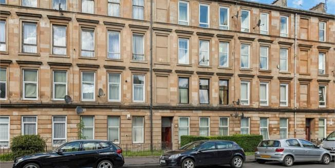 Offers Over £65,000, 2 Bedroom Upper Floor Flat For Sale in Glasgow, G42