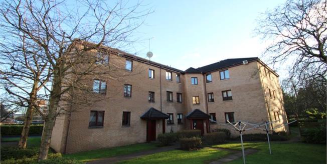 Offers Over £105,000, 2 Bedroom Upper Floor Flat For Sale in Glasgow, G41
