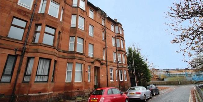 Offers Over £59,995, 1 Bedroom Flat For Sale in Glasgow, G44