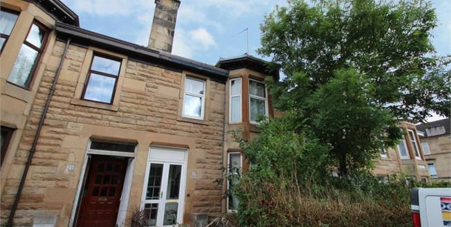 Offers Over £155,000, 3 Bedroom Terraced House For Sale in Glasgow, G42