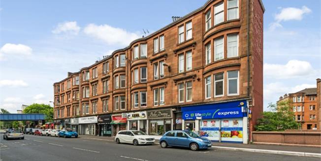 Offers Over £119,995, 2 Bedroom Upper Floor Flat For Sale in Glasgow, G43