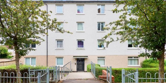 Offers Over £65,000, 2 Bedroom Upper Floor Flat For Sale in Glasgow, G51