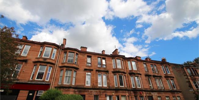 Offers Over £49,995, 1 Bedroom Flat For Sale in Glasgow, G51