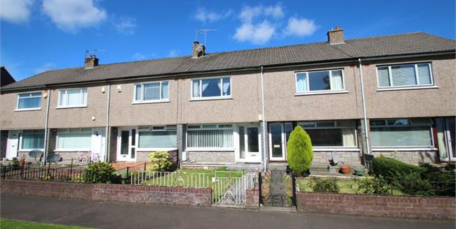Fixed Price £140,000, 2 Bedroom Terraced House For Sale in Glasgow, G41