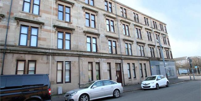 Offers Over £83,995, 3 Bedroom Ground Floor Flat For Sale in Glasgow, G14
