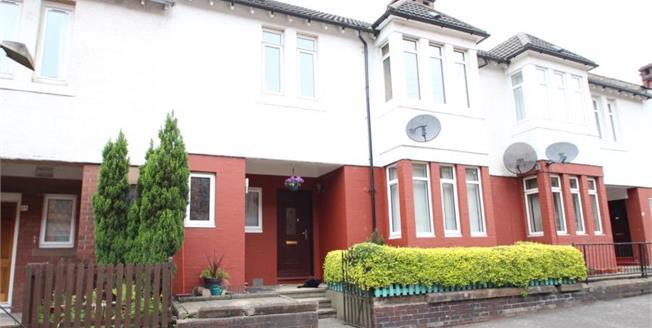 Offers Over £75,000, 2 Bedroom Upper Floor Flat For Sale in Clydebank, G81