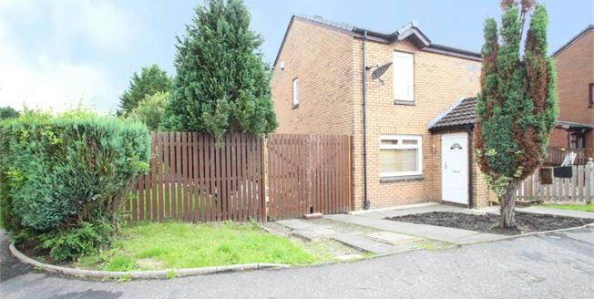 Offers Over £145,000, 3 Bedroom Semi Detached House For Sale in Glasgow, G23