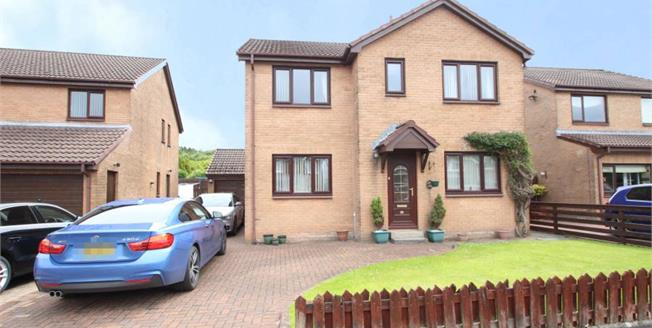 Offers Over £180,000, 4 Bedroom Detached House For Sale in Alexandria, G83