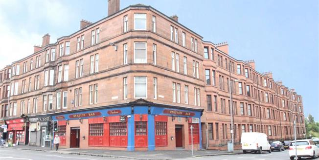 Fixed Price £54,000, 1 Bedroom Upper Floor Flat For Sale in Glasgow, G14