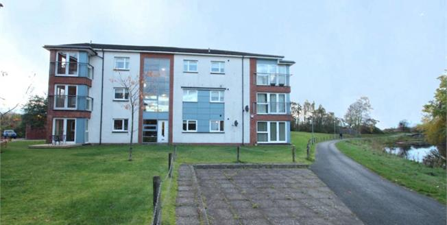 Offers Over £105,000, 2 Bedroom Ground Floor Flat For Sale in Clydebank, G81