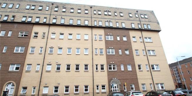 Offers Over £100,000, 1 Bedroom Flat For Sale in Glasgow, G3