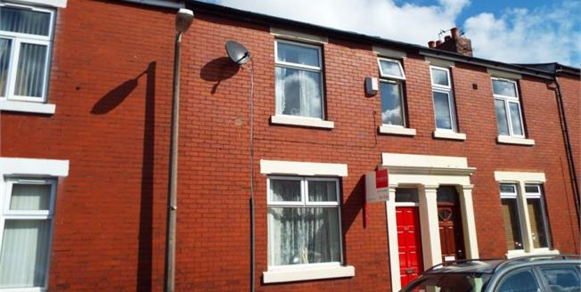 Offers Over £90,000, 2 Bedroom Terraced House For Sale in Lostock Hall, PR5