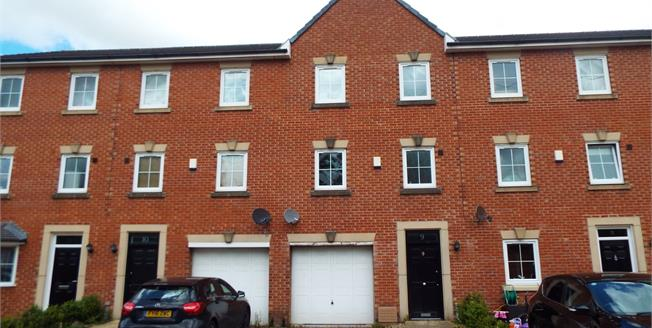 Offers Over £175,000, 4 Bedroom Terraced House For Sale in Bamber Bridge, PR5