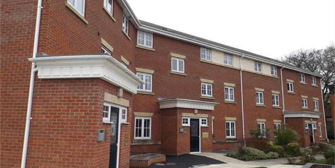 Offers Over £95,000, 2 Bedroom For Sale in Bamber Bridge, PR5