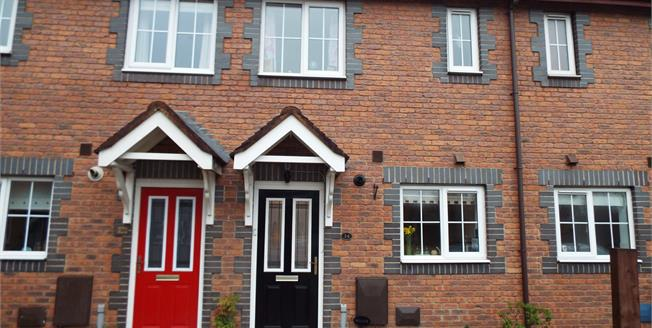 Offers Over £110,000, 2 Bedroom Terraced House For Sale in Bamber Bridge, PR5