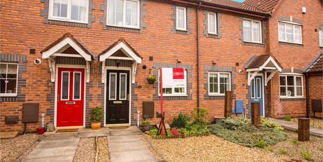 Asking Price £110,000, 2 Bedroom Terraced House For Sale in Bamber Bridge, PR5