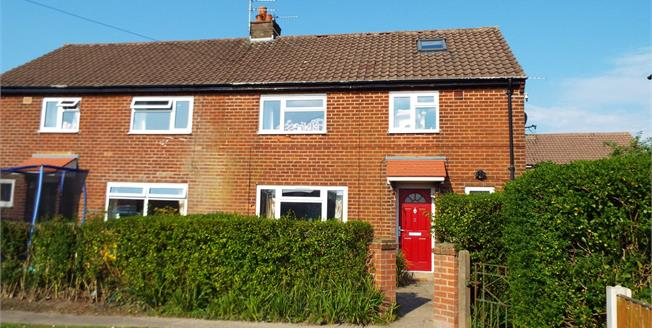 Offers Over £115,000, 3 Bedroom Semi Detached House For Sale in Bamber Bridge, PR5