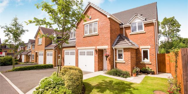 Asking Price £290,000, 5 Bedroom Detached House For Sale in Clayton-le-Woods, PR6