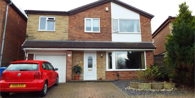 Asking Price £199,950, 4 Bedroom Detached House For Sale in Bamber Bridge, PR5
