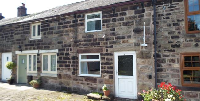 Offers in the region of £200,000, 2 Bedroom Terraced Cottage For Sale in Hoghton, PR5