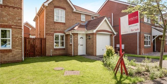 Offers Over £168,000, 3 Bedroom Detached House For Sale in Bamber Bridge, PR5