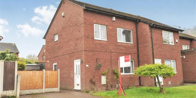 Offers Over £117,500, 3 Bedroom Semi Detached House For Sale in Bamber Bridge, PR5