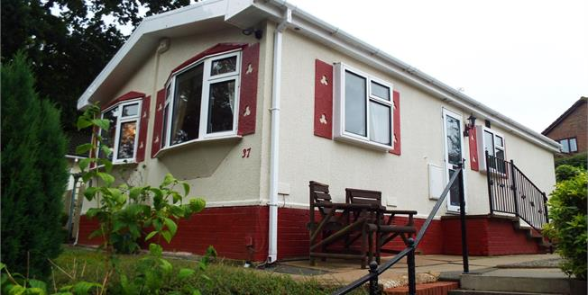Offers in excess of £95,000, 2 Bedroom Mobile Home For Sale in Walton-le-Dale, PR5