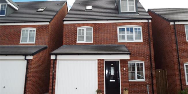 Offers Over £195,000, 4 Bedroom Detached House For Sale in Bamber Bridge, PR5