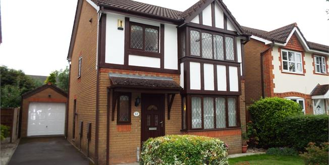 Offers in the region of £195,000, 3 Bedroom Detached House For Sale in Walton-le-Dale, PR5