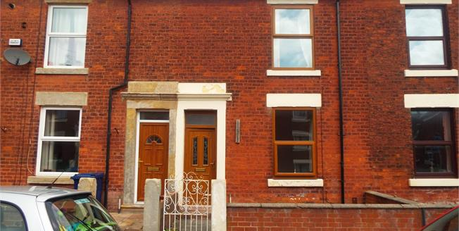 Offers Over £100,000, 2 Bedroom Terraced House For Sale in Bamber Bridge, PR5