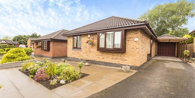 Asking Price £175,000, 2 Bedroom Detached Bungalow For Sale in Lostock Hall, PR5