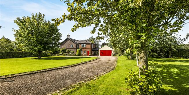 Offers in the region of £750,000, 5 Bedroom Detached House For Sale in Walton-le-Dale, PR5