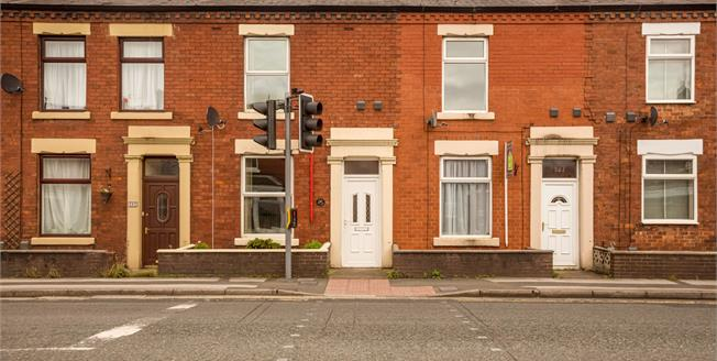 Asking Price £105,000, 3 Bedroom Terraced House For Sale in Lostock Hall, PR5