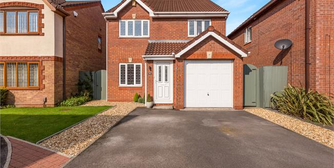 Offers in the region of £215,000, 3 Bedroom Detached House For Sale in Walton-le-Dale, PR5