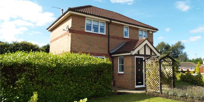 Offers in the region of £189,950, 3 Bedroom Detached House For Sale in Bamber Bridge, PR5