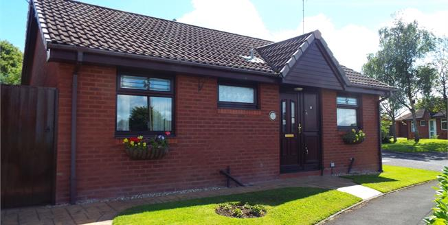 Asking Price £165,000, 2 Bedroom Detached Bungalow For Sale in Lostock Hall, PR5