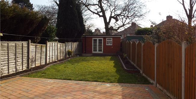 Asking Price £360,000, 5 Bedroom Semi Detached For Sale in Acocks Green, B27