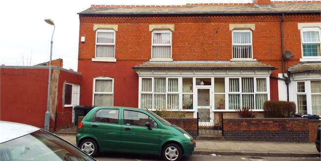 Asking Price £180,000, 3 Bedroom Terraced House For Sale in Birmingham, B11