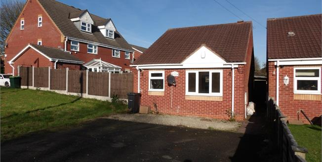 Guide Price £140,000, 2 Bedroom Detached Bungalow For Sale in Smethwick, B67