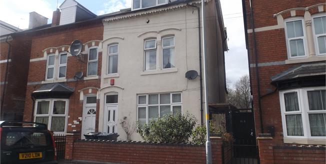 Offers in the region of £275,000, 5 Bedroom Terraced House For Sale in Birmingham, B16