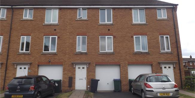 Asking Price £190,000, 4 Bedroom Terraced House For Sale in Oldbury, B68