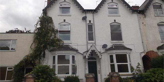 Offers Over £155,000, 3 Bedroom Flat For Sale in Birmingham, B16
