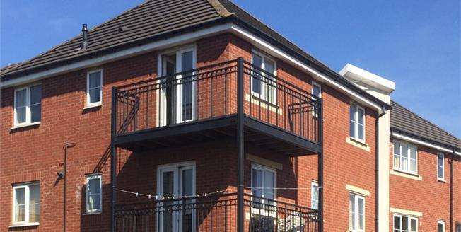 Asking Price £100,000, 2 Bedroom Flat For Sale in Edgbaston, B16