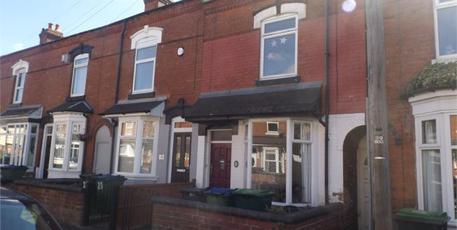 Asking Price £150,000, 2 Bedroom Terraced House For Sale in Smethwick, B66