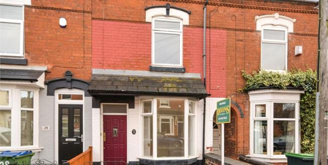 Offers Over £140,000, 2 Bedroom Terraced House For Sale in Smethwick, B66