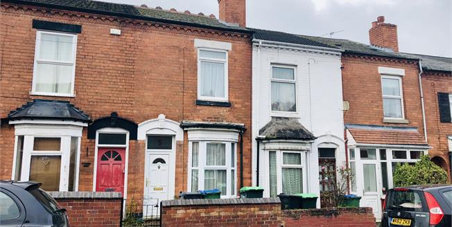 Asking Price £130,000, 2 Bedroom Terraced House For Sale in Smethwick, B67