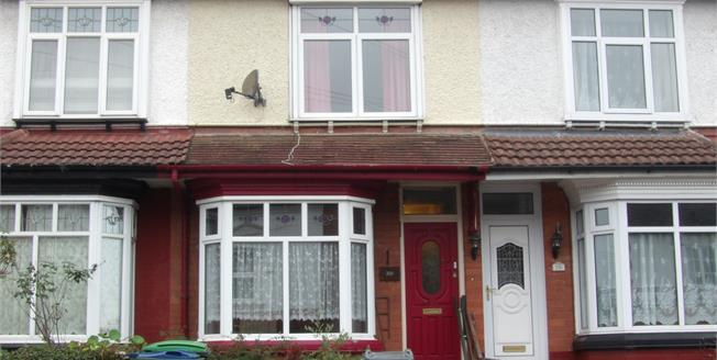 Asking Price £200,000, 3 Bedroom Terraced House For Sale in Smethwick, B67