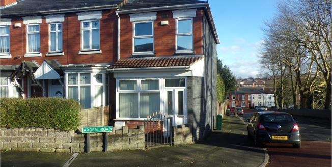 Asking Price £170,000, 3 Bedroom Semi Detached House For Sale in Smethwick, B67